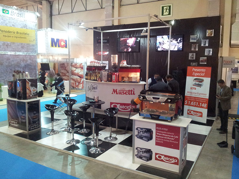 stand ferias chile